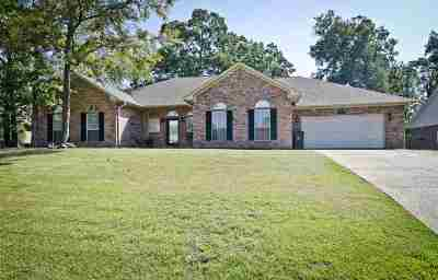 Hot Springs Single Family Home For Sale: 107 Alexwood