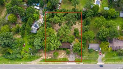 Residential Lots & Land Active - Contingent: 2131 Airport Road