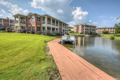 Garland County Condo/Townhouse For Sale: 518 Amity Rd #C4