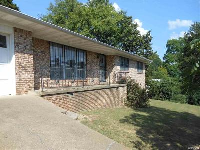 Hot Springs Single Family Home For Sale: 414 Audubon