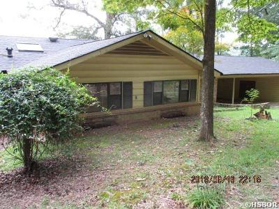 Hot Springs Single Family Home Active - Contingent: 123 Merlin Point