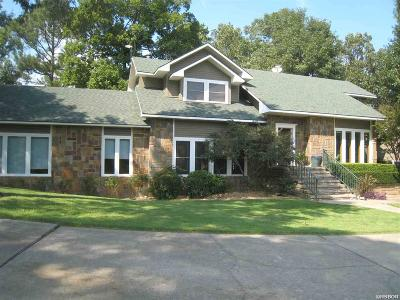 Pearcy Single Family Home For Sale: 173 Meyers Creek Road