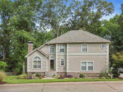 Benton Single Family Home For Sale: 1090 Cambridge Circle