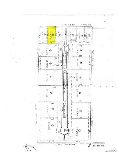 Garland County Residential Lots & Land For Sale: Lot 5 Pearcy Rd