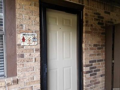 Hot Springs Condo/Townhouse For Sale: 210 Carl Drive #E-10