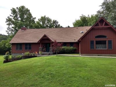 Garland County Single Family Home For Sale: 104 Monarch Ln