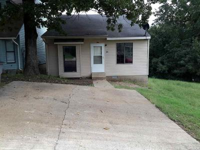 Hot Springs Single Family Home For Sale: 125 Rocky Reef Circle