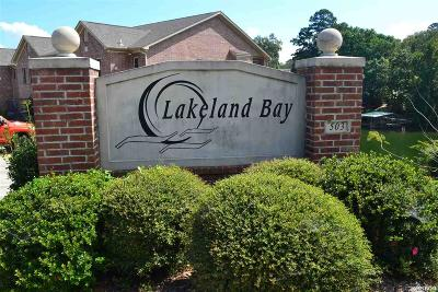 Garland County Condo/Townhouse For Sale: 503 Lakeland Dr #D-2