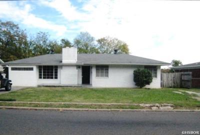 Hot Springs Single Family Home For Sale: 705 Richard St