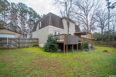Hot Springs Single Family Home For Sale: 104 S Lakeland Pt