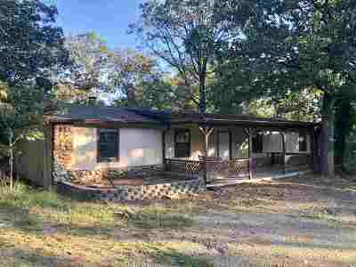 Hot Springs Single Family Home Back On Market: 544 Cedar Creek Rd