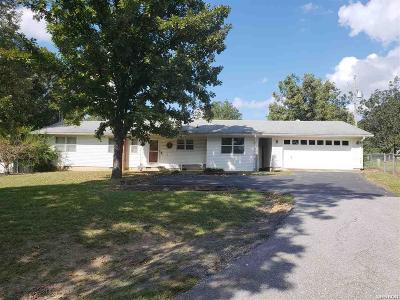 Bismarck, Fountain Lake, Glenwood, Hot Springs Village, Magnet Cove, Malvern Single Family Home For Sale: 4844 Hickory Grove Road