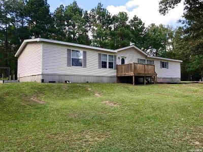Bonnerdale Single Family Home For Sale: 1633 Mount Moriah Rd