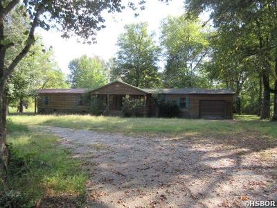 Hot Springs AR Single Family Home For Sale: $54,900