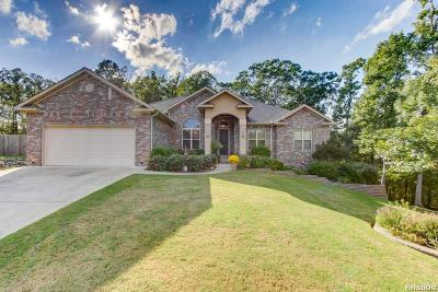 Hot Springs Single Family Home Active - Contingent: 159 Big Oak Trail