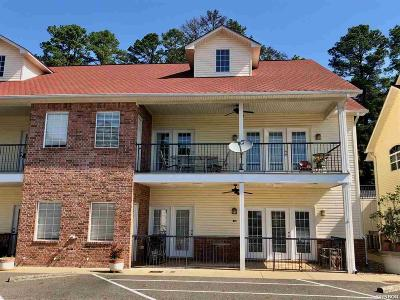 Garland County Condo/Townhouse For Sale: 321 Peters Point #B1