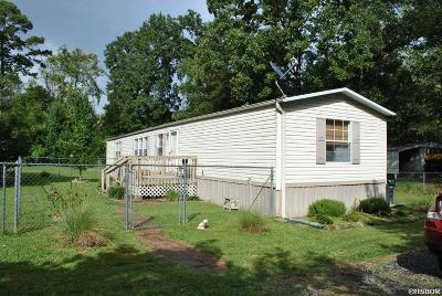 Hot Springs AR Single Family Home For Sale: $45,000