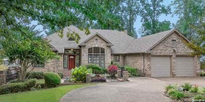 Hot Springs AR Single Family Home For Sale: $739,000