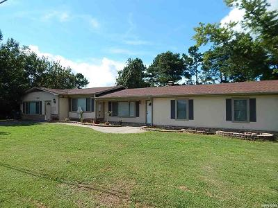 Pearcy AR Single Family Home Active - Contingent: $125,000