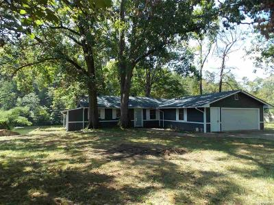 Single Family Home For Sale: 985 Cozy Acres Rd