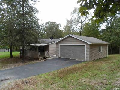 Garland County Single Family Home For Sale: 688 Timberlake Dr