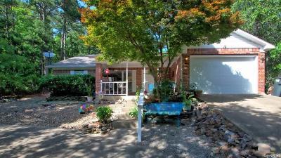 Hot Springs Single Family Home For Sale: 12 Ponferrada Way
