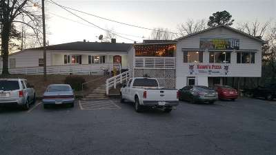 Hot Springs AR Commercial For Sale: $116,000