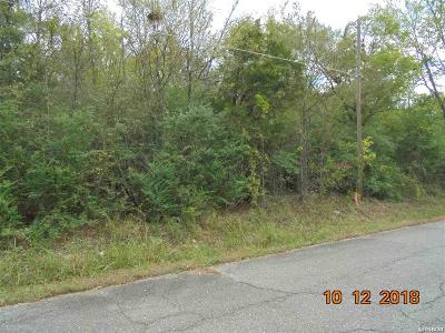 Hot Springs AR Residential Lots & Land For Sale: $4,300