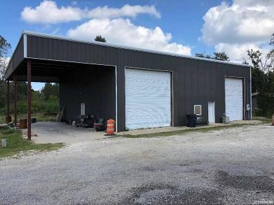 Garland County Commercial For Sale: 167 Westwego