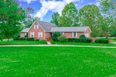 Malvern Single Family Home For Sale: 7405 Ridge Road