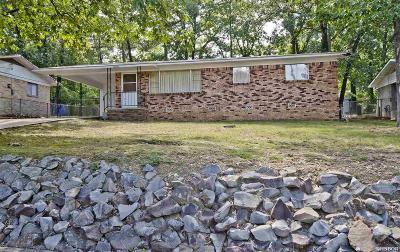 Hot Springs Single Family Home For Sale: 321 Mason
