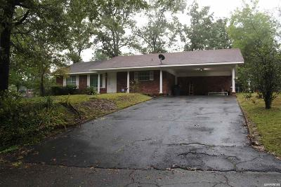 Garland County Single Family Home For Sale: 110 Clearview Lp
