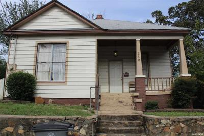 Hot Springs Single Family Home For Sale: 250 Garland