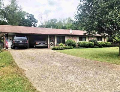 Hot Springs AR Single Family Home For Sale: $124,900