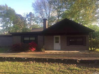 Hot Springs AR Single Family Home For Sale: $119,000