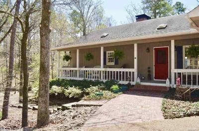 Hot Springs Single Family Home For Sale: 6 Caribe Lane