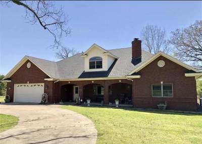 Jessieville Single Family Home For Sale: 1709 Rock Springs Rd