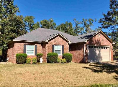 Hot Springs AR Single Family Home For Sale: $245,000