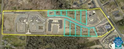 Garland County Commercial For Sale: Lot 9 Sawtooth Oak St