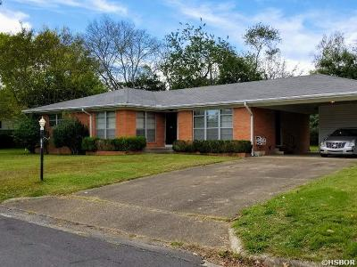 Hot Springs Single Family Home For Sale: 106 Meadowbrook Street