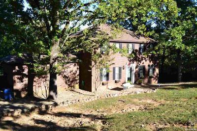 Maumelle Single Family Home For Sale: 18 Stoney Ridge Ln
