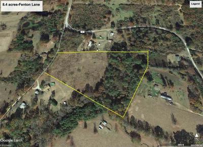 Bismarck Residential Lots & Land For Sale: 8.4 Acres Fenton