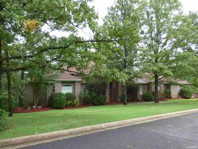 Hot Springs Single Family Home For Sale: 125 Ravenwood Pl