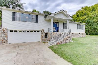 Single Family Home Active - Contingent: 125 Pine Meadows Lp