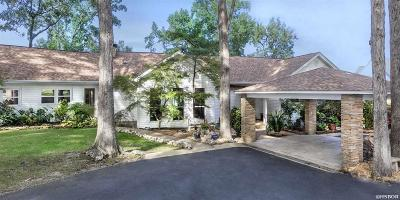 Hot Springs Single Family Home For Sale: 251 Sparling Rd