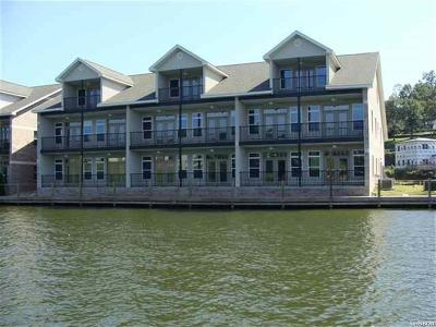 Hot Springs, Hot Springs Village, Malvern, Pearcy, Royal, Benton Condo/Townhouse For Sale: 532 Grandpoint Dr #C-3
