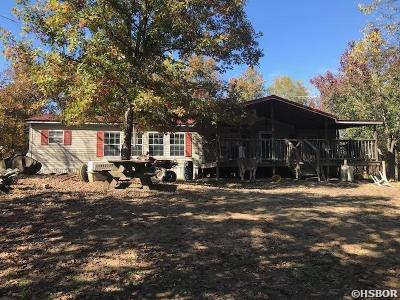 Single Family Home For Sale: 387 Pearcy Rd