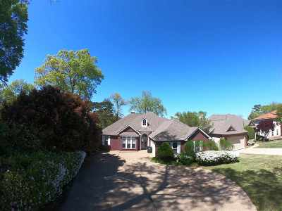 Hot Springs Single Family Home For Sale: 281 Tanglewood Rd
