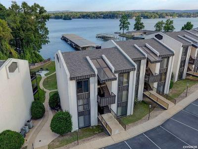 Hot Springs, Hot Springs Village, Malvern, Pearcy, Royal, Benton Condo/Townhouse Active - Contingent: 270 Lake Hamilton Dr #E10