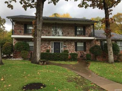 Single Family Home For Sale: 738 Quapaw Ave